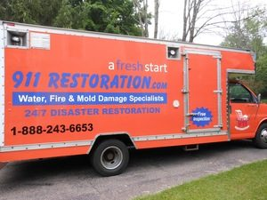 Disaster Response Team in the Triad Area
